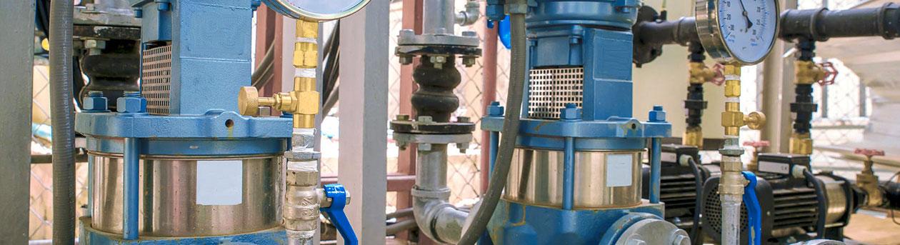 industrial motor pumps