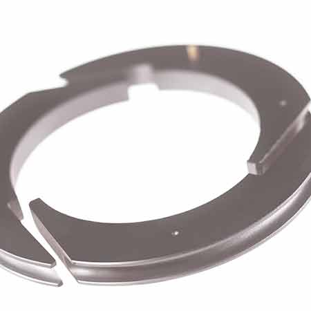 Carbon packing ring manufactured by Anglo Carbon