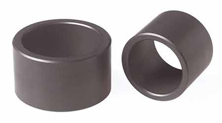 Carbon bearings manufactured by Anglo Carbon